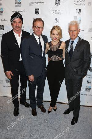 Editorial image of Gotham Independent Film Awards, Arrivals, New York, America - 30 Nov 2015