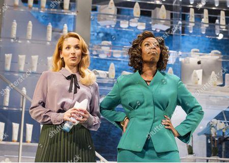 Amy Beth Hayes as Amy, Noma Dumezweni as Linda