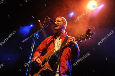 Editorial photo of Pete MacLeod in concert, Cardiff University, Wales, Britain - 29 Nov 2015
