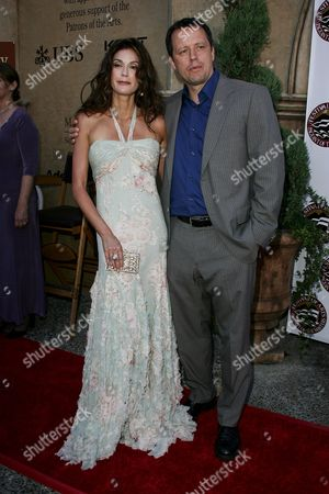 Teri Hatcher and Steven Culp