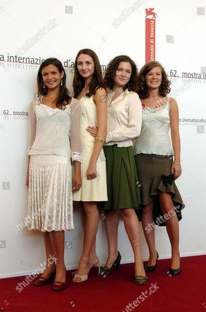 Editorial photo of 62ND VENICE FILM FESTIVAL, VENICE, ITALY - 31 AUG 2005