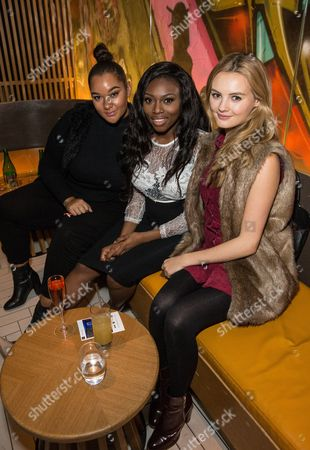Editorial photo of InStyle Project 13 Wrap Party, London, Britain - 01 Dec 2015
