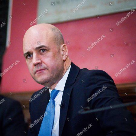 Fredrik Reinfeldt, former Prime Minister of Sweden