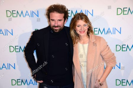 Cyril Dion and Melanie Laurent