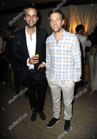 Editorial photo of White Cube Art Basel kick off party, Miami, America - 01 Dec 2015