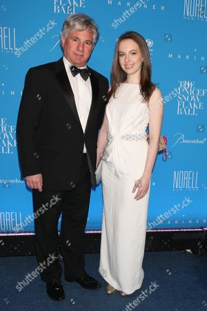 Stock Picture of Sylvester Miniter and Serena Miniter