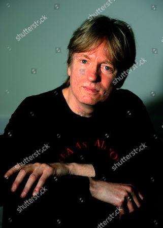 Editorial image of Michel Faber in Edinburgh, Scotland, Britain - 26 Nov 2015