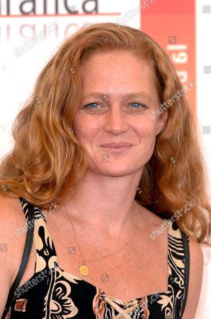 Stock Photo of Katia Lund