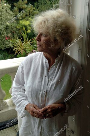 Stock Image of Billie Whitelaw at home
