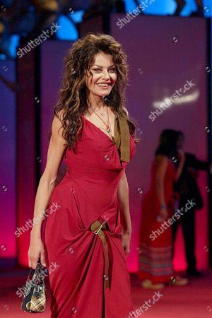 Eva Grimaldi at 'The Fine Art of Love - Mine Ha - Ha' film premiere