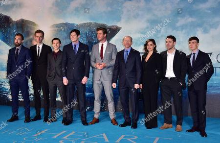 Editorial picture of 'In the Heart of the Sea' film premiere, London, Britain - 02 Dec 2015