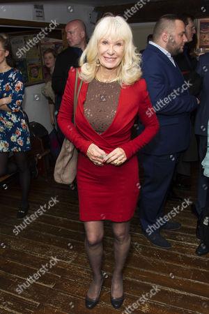Editorial image of 'Funny Girl' musical, Press Night, London, Britain - 2 Dec 2015
