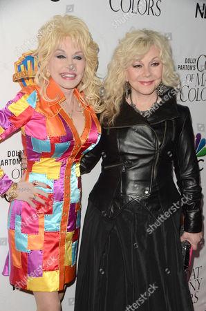 Dolly Parton and Stella Parton