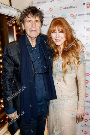 Stock Picture of Lance Tilbury and Charlotte Tilbury