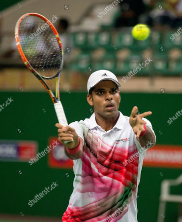 Editorial picture of Hyderabad Aces v Chennai Warriors, Champions Tennis League, Hyderabad, India - 01 Dec 2015
