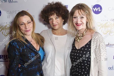 Anita Louise Combe, Louise Gold and Julie Legrand