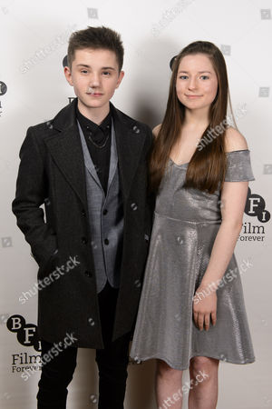 Editorial picture of 'Peter & Wendy' film screening at the BFI Southbank, London, Britain - 03 Dec 2015
