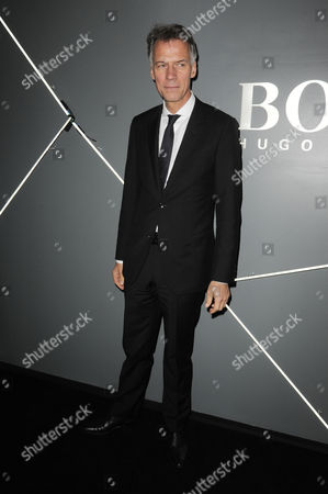 Claus-Dietrich Lahrs CEO of Hugo Boss