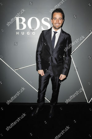 Editorial image of Hugo Boss store after party at Terret, Mexico City, Mexico - 04 Dec 2015