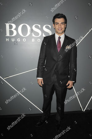 Editorial picture of Hugo Boss store after party at Terret, Mexico City, Mexico - 04 Dec 2015