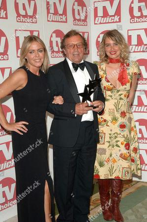 Patsy Kensit, Ken Farrington and Emma Atkins