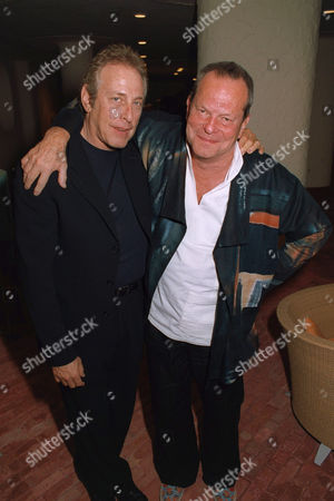 Chuck Roven and Terry Gilliam at 'The Brothers Grimm' film premiere