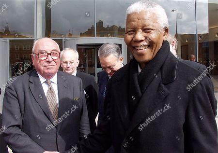 Roy Jenkins and Nelson Mandela