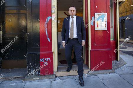 Labour MP Neil Coyle leaving office