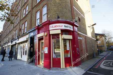 Labour MP Neil Coyle's office