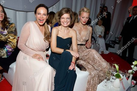 Sonja Kirchberger, Sarah Biasini, Franziska Knuppe
