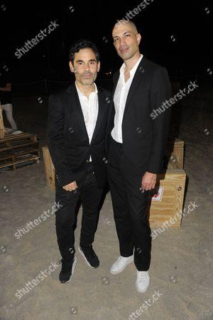 James Kaliardos and Greg Foley