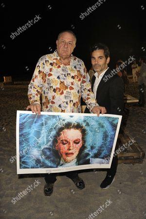 Editorial picture of Visionaire 65 event, Art Basel, Miami, America - 03 Dec 2015