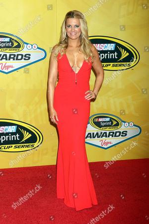 Editorial photo of NASCAR Awards, Las Vegas, America - 04 Dec 2015