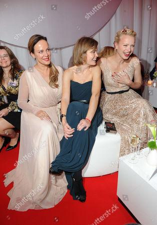 Sonja Kirchberger + Sarah Biasini + Franziska Knuppe
