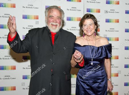 Herbert V. Kohler, Jr. and his wife, Natalie,