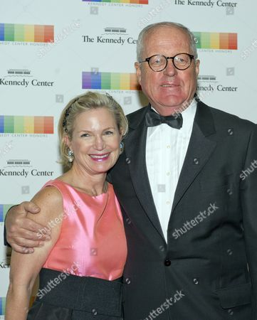 James A. Johnson and Heather Kirby