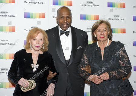Buffy Cafritz, Vernon Jordan, and Ann Jordan