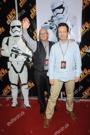 Editorial photo of 10th annual Star Wars collectors convention, Mexico City, Mexico - 06 Dec 2015