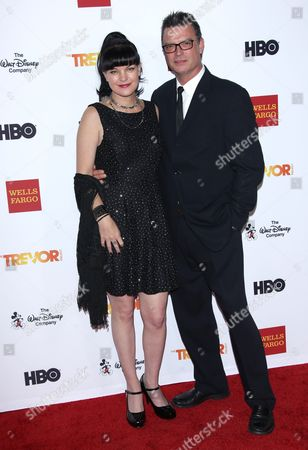 Stock Picture of Pauley Perrette, Thomas Arklie