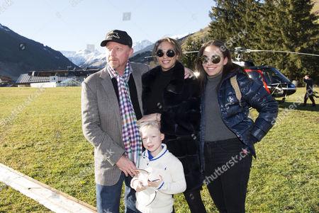 Editorial photo of Formula Snow 2015 ski opening, Saalbach-Hinterglemm, Austria - 05 Dec 2015