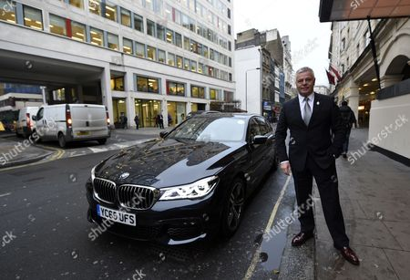 Editorial image of British Racing Drivers Club (BRDC) Annual Awards, in the all-new luxury BMW 7 Series, London, Britain - 07 Dec 2015