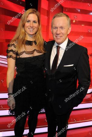Johannes Baptist Kerner and wife Britta Becker