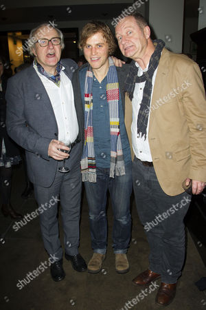 Stock Picture of Simon Rouse (Arthur), Johnny Flynn (Mooney) and Richard Bean