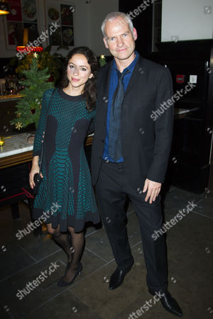 Editorial picture of 'Hangmen' play, After Party, London, Britain - 7 Dec 2015