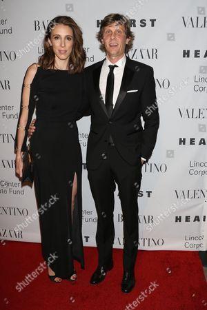Alexandra Kerry and husband Julien Dobbs-Higginson