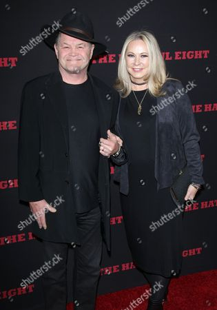 Editorial image of 'The Hateful Eight' film premiere, Los Angeles, America - 07 Dec 2015