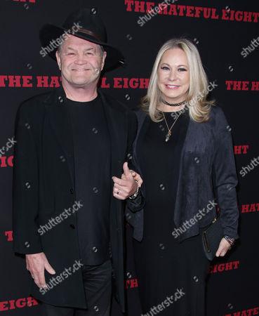 Editorial photo of 'The Hateful Eight' film premiere, Los Angeles, America - 07 Dec 2015