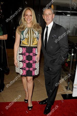 Anne Fletcher and Adam Shankman