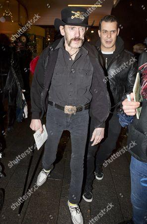 Lemmy Kilmister from Motorhead