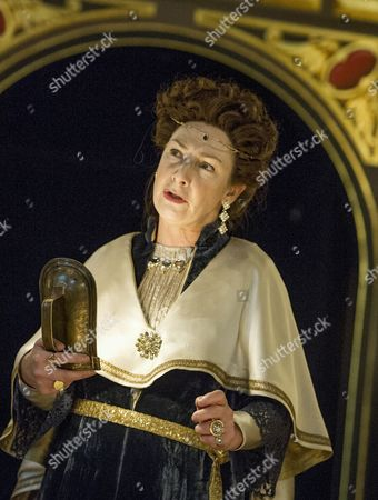 Pauline McLynn as The Queen